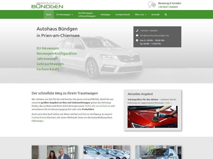 Autohaus Bündgen